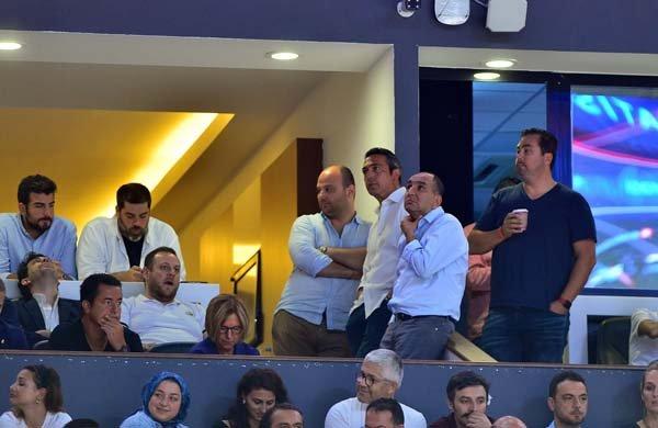 <h2>Fenerbahçe - Anadolu Efes maçında Acun Ilıcalı sürprizi</h2>