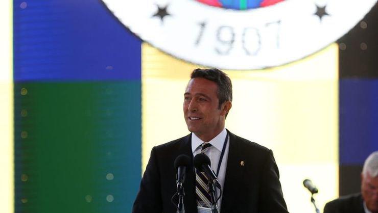 <h2>Fenerbahçe'de Ali Koç'un gündeminde ne var?</h2>