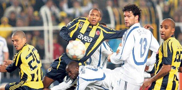 <h2>Fenerbahçe'nin Şampiyonlar Ligi'nden kaçırdığı para</h2>