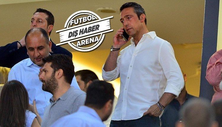 <h2>Frey Fenerbahçe'den ayrılacak mı?</h2>