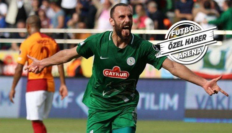 <h2>Galatasaray - Vedat Muriqi transferinde son durum</h2>