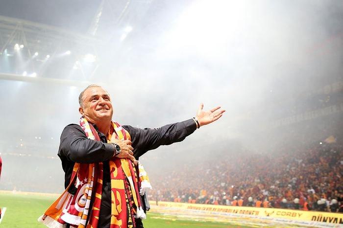 <h2>Galatasaray'da Fatih Terim'in gözdeleri</h2>