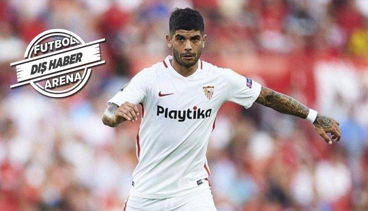 <h2>Galatasaray'ın Banega transferinde son dakika</h2>