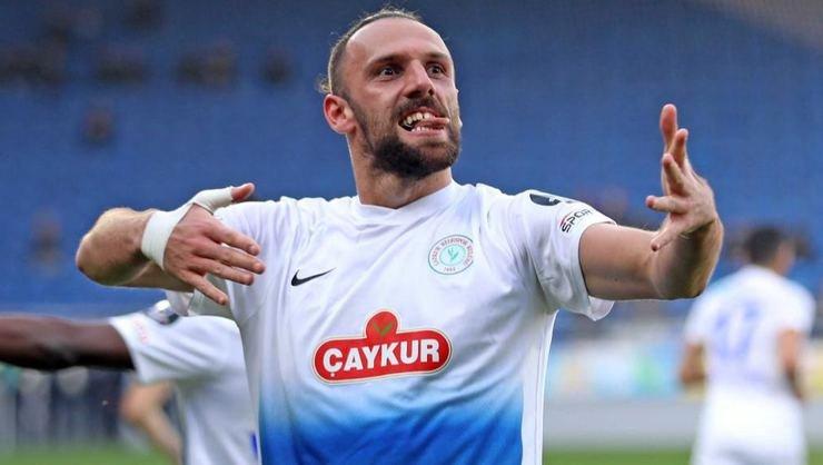 <h2>Galatasaray'ın Vedat Muriqi transferinde son durum</h2>