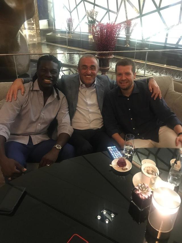 <h2>Gomis, Galatasaray'a transfer olacak mı?</h2>