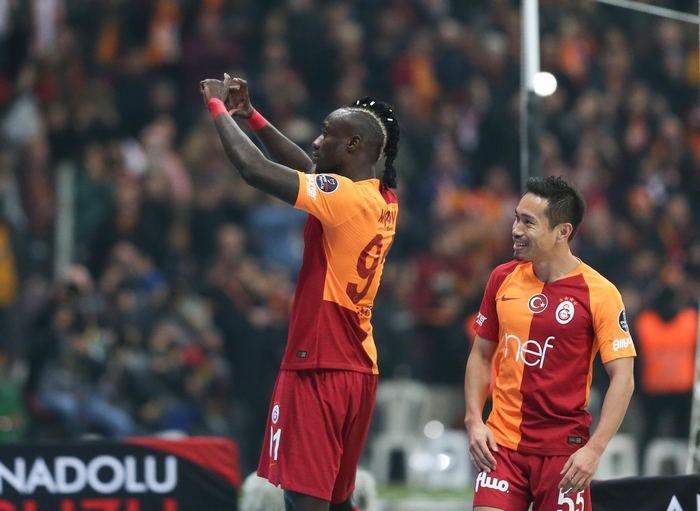 <h2>Mbaye Diagne Arabistan'a mı gidiyor?</h2>