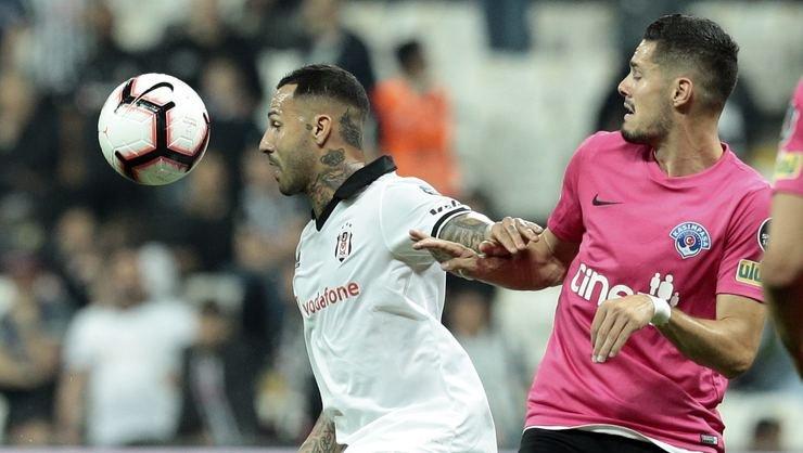 <h2>Quaresma Beşiktaş'ta kalacak mı?</h2>
