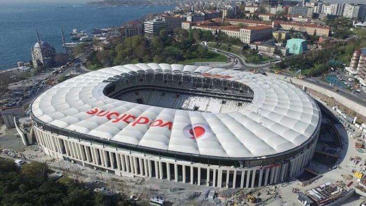 <h2>Süper Kupa, Vodafone Park'ta mı oynanacak?</h2>