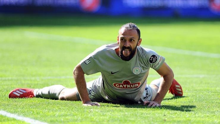 <h2>Vedat Muriqi Galatasaray'a transfer oluyor mu?</h2>