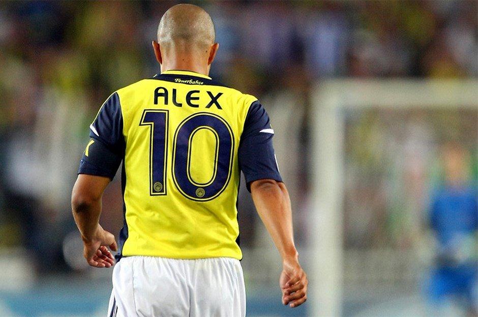 <h2>Alex de Souza Fenerbahçe'ye geri mi dönüyor?</h2>