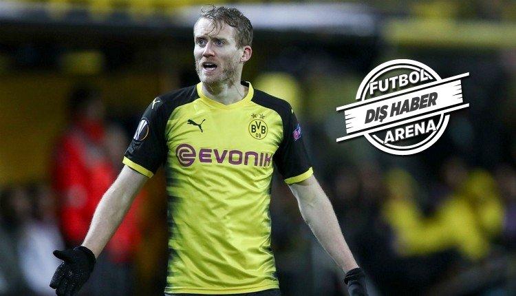 <h2>Andre Schürrle, Spartak Moskova'ya transfer oldu</h2>