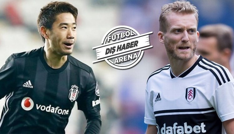 <h2>Andre Schürrle ve Kagawa, Beşiktaş'a transfer olacak mı?</h2>