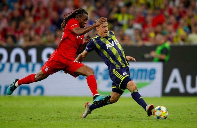 'Bayern Münih 6-1 Fenerbahçe maçı sosyal medya yankıları