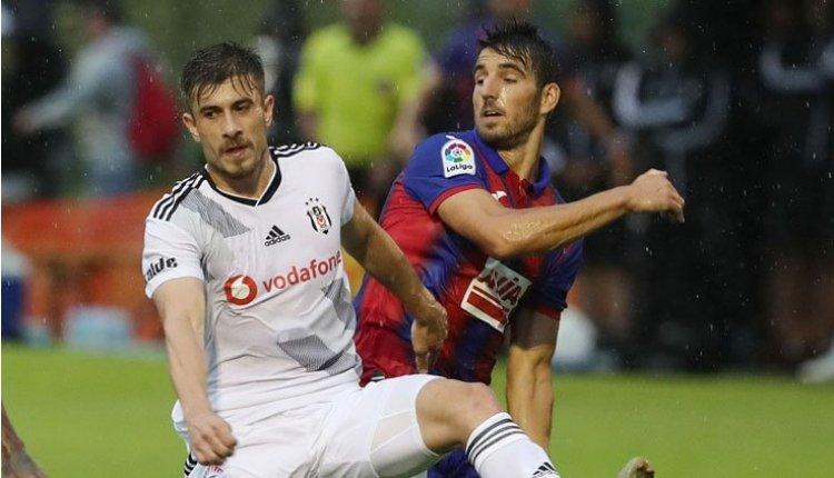<h2>Beşiktaş 0-2 Eibar maç özeti ve golleri </h2>