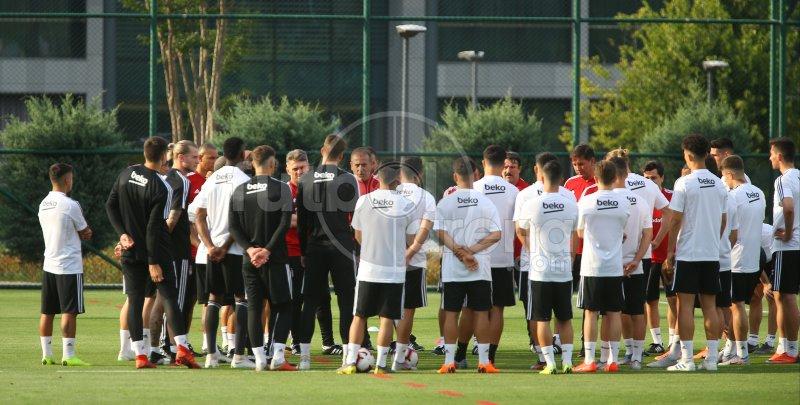 <h2>Beşiktaş, Abdullah Avcı ile sezonu açtı</h2>