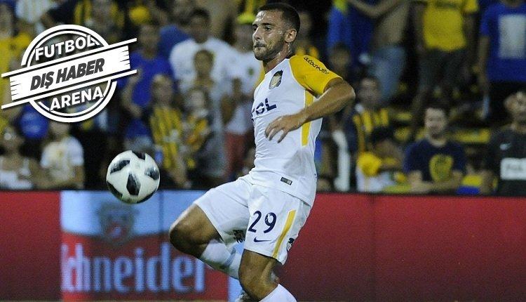 <h2>Beşiktaş'ın transfer etmek istediği Andres Lioi kimdir?</h2>