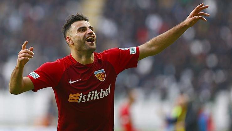 <h2>Deniz Türüç, Galatasaray'a transfer olacak mı?</h2>
