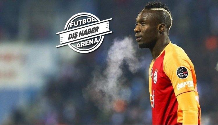 <h2>Diagne Galatasaray'dan ayrılıyor mu?</h2>