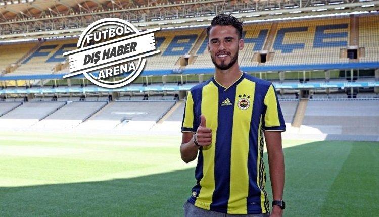 <h2>Diego Reyes Fenerbahçe'den ayrılacak mı?</h2>