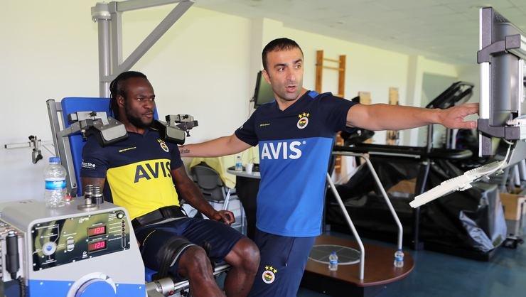 <h2>Fenerbahçe'de Moses ayrılacak mı?</h2>