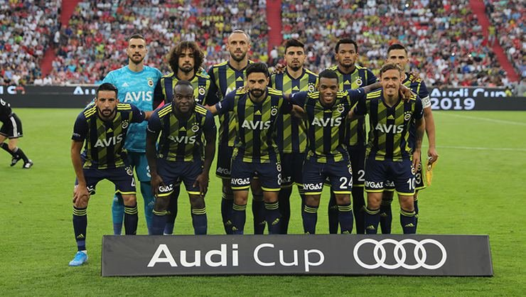 <h2>Fenerbahçe'nin Real Madrid maçı 11'i</h2>