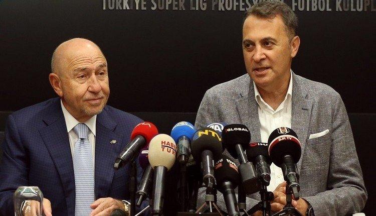 <h2>Fikret Orman'dan Beşiktaş ve MHK açıklamaları</h2>