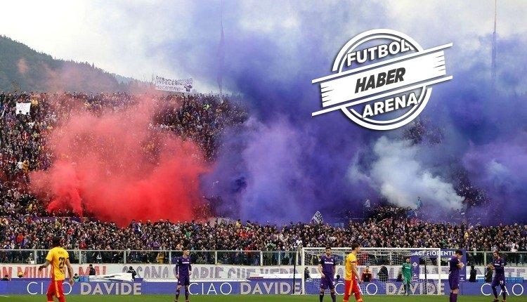 <h2>Fiorentina - Galatasaray hazırlık maçı </h2>