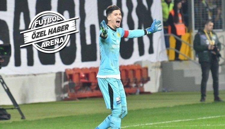 <h2>Galatasaray kaleci Altay transferinde devreye girdi</h2>