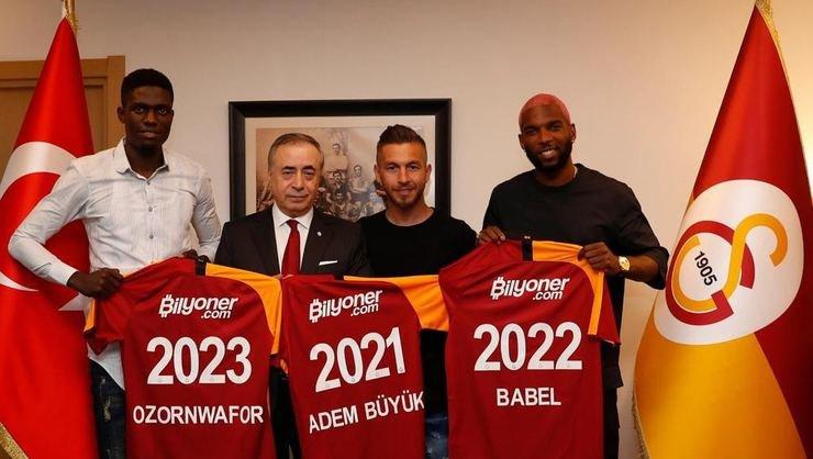 <h2>Galatasaray transferlere ne kadar bonservis ödedi?</h2>