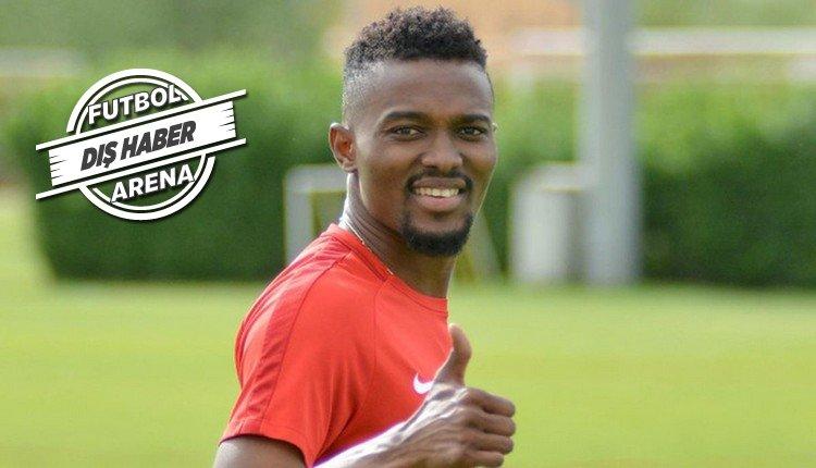 <h2>Galatasaray'da Mensah için transfer kararı</h2>