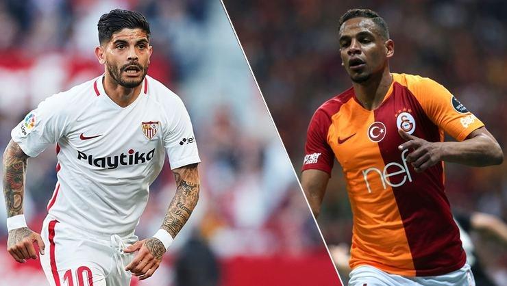 <h2>Galatasaray'dan Sevilla'ya Banega resti</h2>