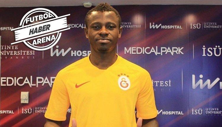 <h2>Galatasaray'ın yeni transferi Seri'nin KAP bildirimi</h2>