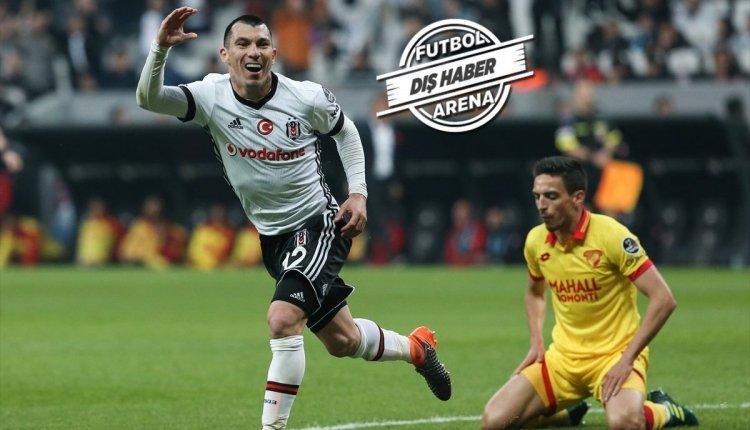 <h2>Gary Medel Beşiktaş'tan ayrılacak mı?</h2>