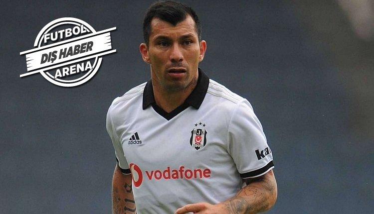 <h2>Gary Medel Beşiktaş'tan ayrılıyor mu?</h2>