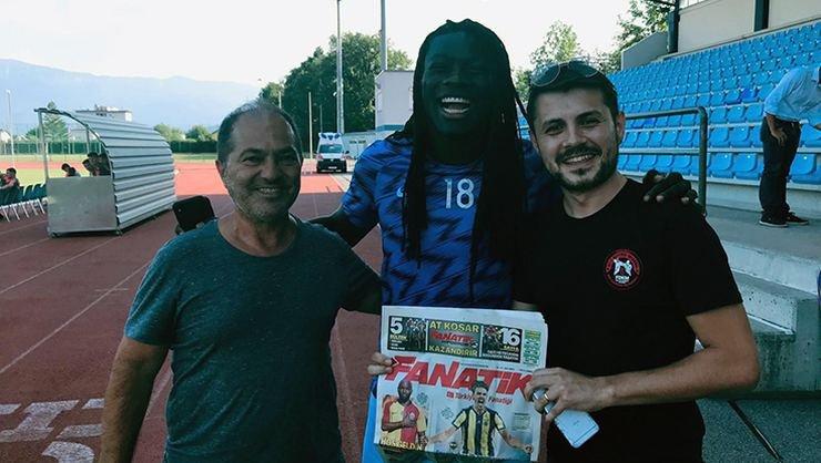<h2>Gomis, Fenerbahçe'ye transfer olacak mı?</h2>