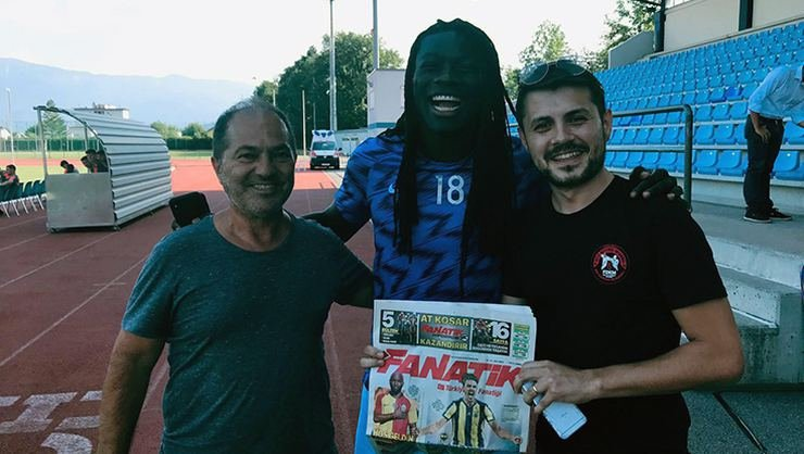 <h2>Gomis Fenerbahçe'ye transfer olacak mı?</h2>