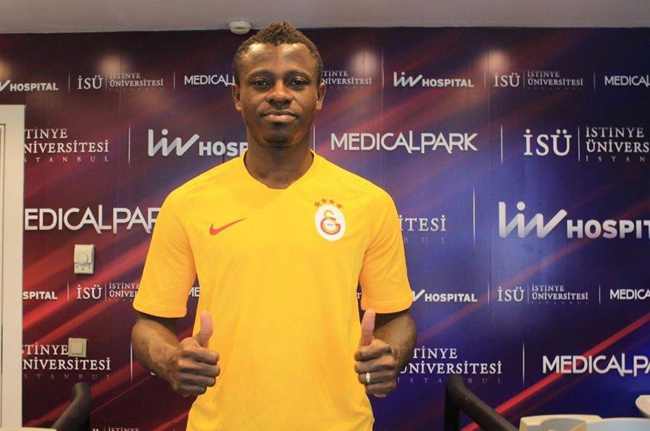 <h2>Jean Michael Seri Süper Lig'e damga vurdu</h2>
