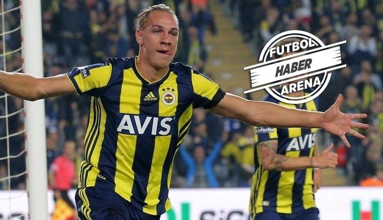 <h2>Michael Frey, Fenerbahçe'den ayrılacak mı?</h2>