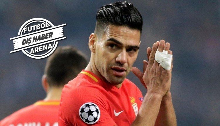 <h2>Radamel Falcao, Galatasaray'a transfer olacak mı?</h2>
