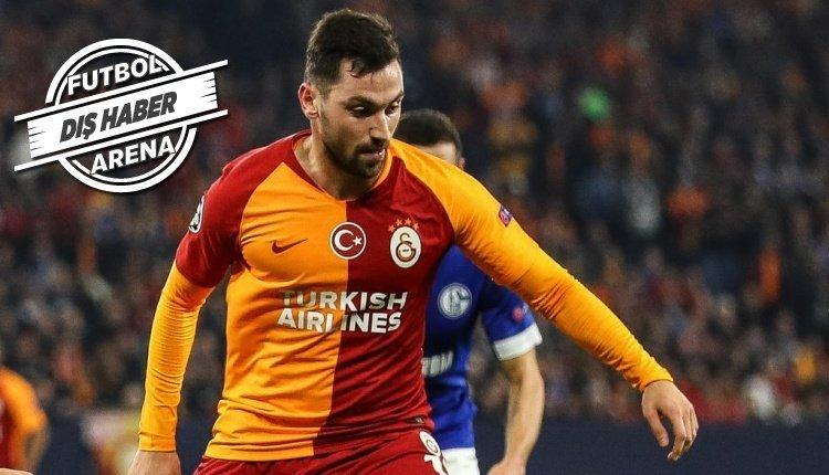 <h2>Sinan Gümüş, Galatasaray'dan ayrıldı mı?</h2>