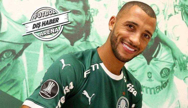 <h2>Vitor Hugo, Palmeiras'a transfer oldu</h2>