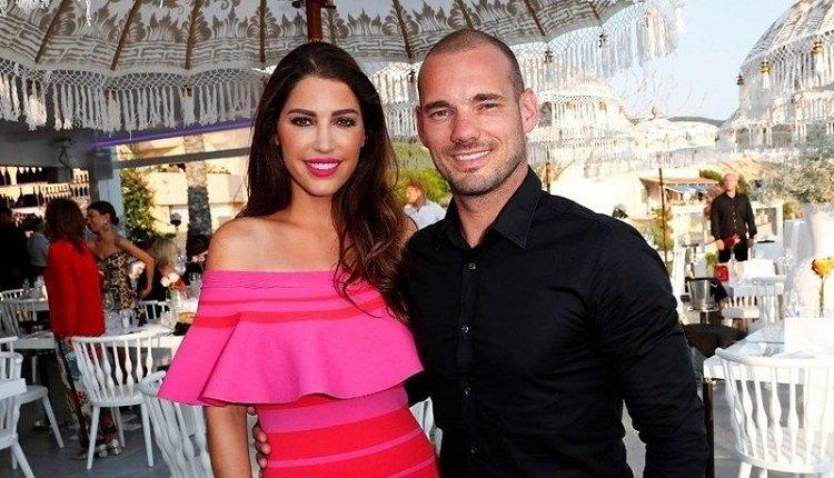<h2>Wesley Sneijder - Yolanthe Cabau boşanma haberleri</h2>