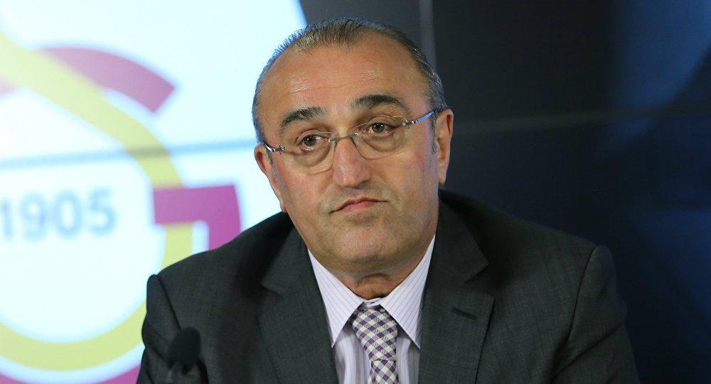 <h2>Abdurrahim Albayrak'a Diagne tepkisi</h2>