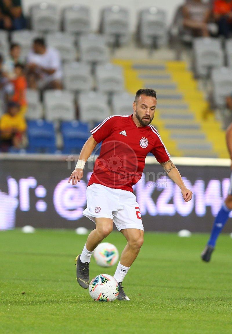 FutbolArena Başakşehir - Olympiakos maçında