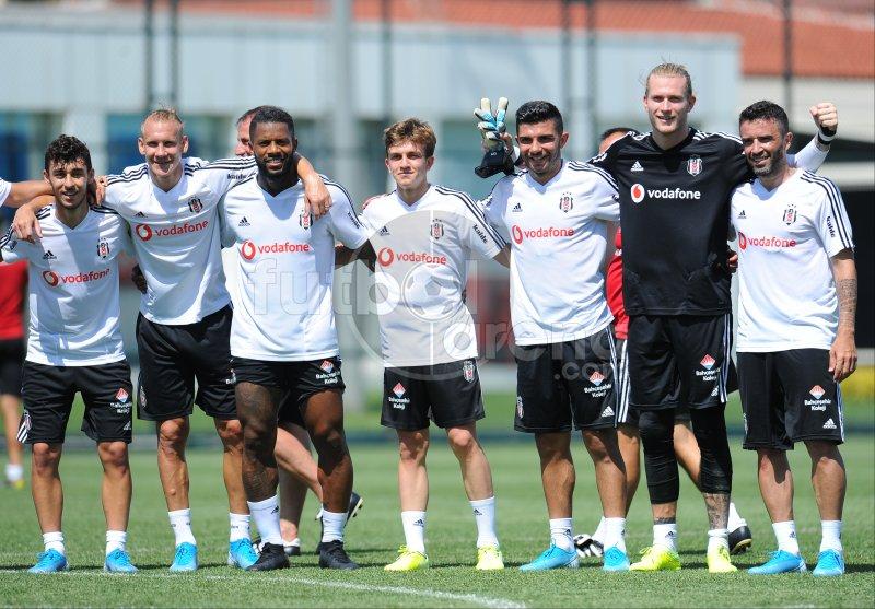 'FutbolArena, Beşiktaş antrenmanında (27 Ağustos Salı)