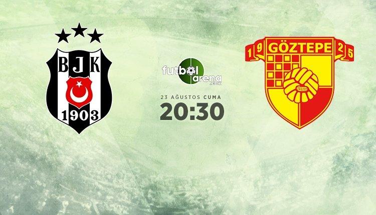 <h2>Beşiktaş'ın Göztepe maçı 11'i</h2>