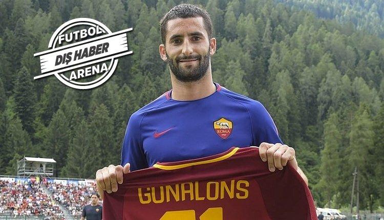 <h2>Beşiktaş'ın Maxime Gonalons transferi</h2>