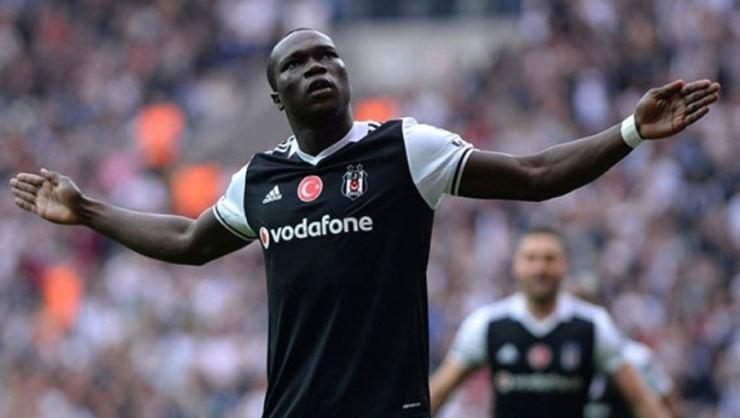 <h2>Beşiktaş'tan flaş Aboubakar transferi harekatı </h2>