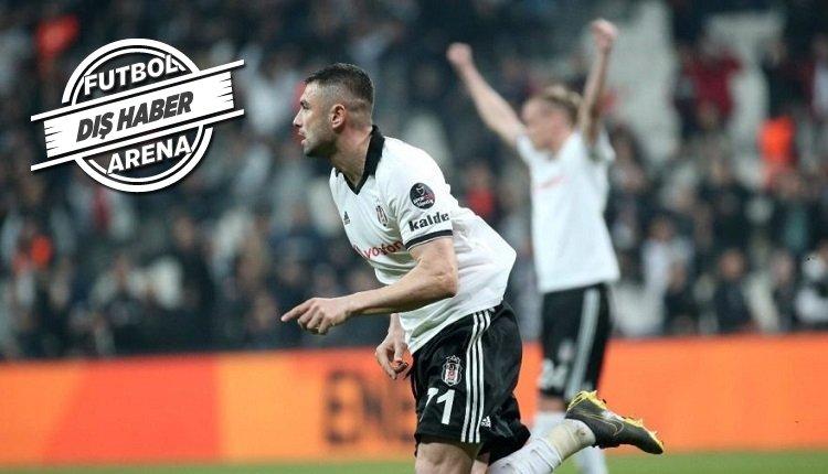 <h2>Burak Yılmaz, Beşiktaş'ta kalacak mı?</h2>