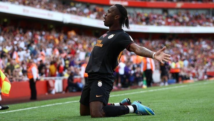 <h2>Didier Drogba'dan transfer açıklaması</h2>